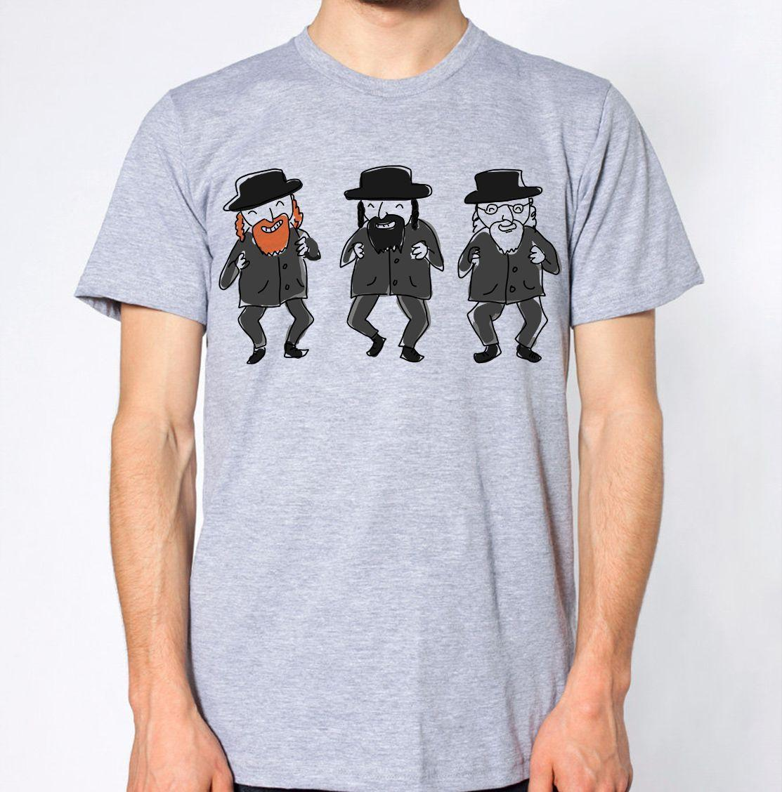 db4105c0a Jewish New T Shirt Jew Top Religion Faith God Peace Lover Cartoon Graphic  People Funny Unisex Casual Tee Make Tee Shirts T Shirts Print From ...