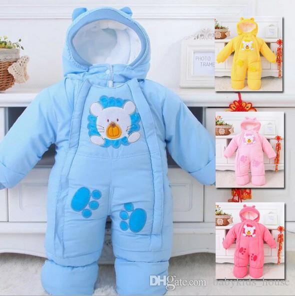 5a7354e3a 2019 Baby Clothes Autumn Winter Style Newborn Baby Rompers 2018 New ...