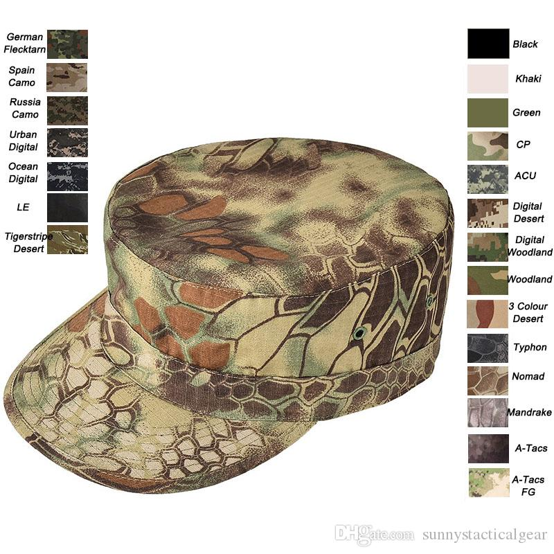 ac54e41a009 2019 Outdoor Sports Camo Navy Hat Marines Army Hunting Combat Assault Baseball  Cap Tactical Camouflage Cap SO07 003 From Sunnystacticalgear