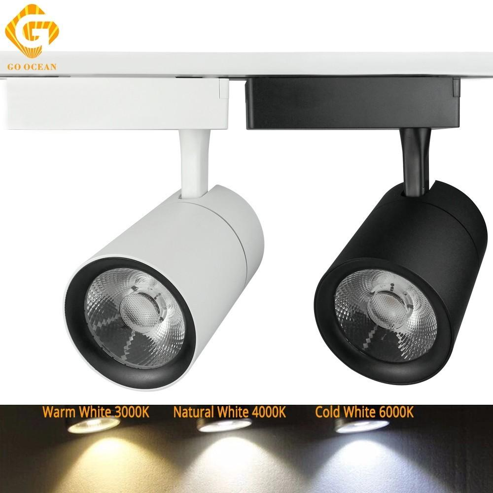 Track Lights Lighting Rail Spot 30W Clothing Shop Windows Showrooms ...