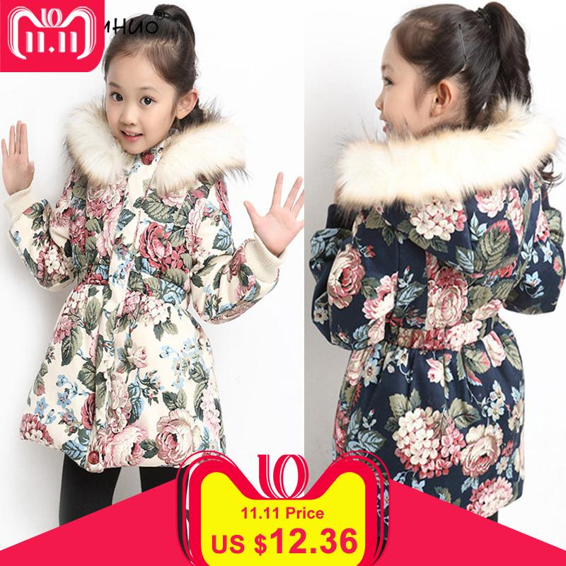 9994bf1a34a1 Girls Coats Winter Jackets For Girls Coat Children Clothing Jackets ...