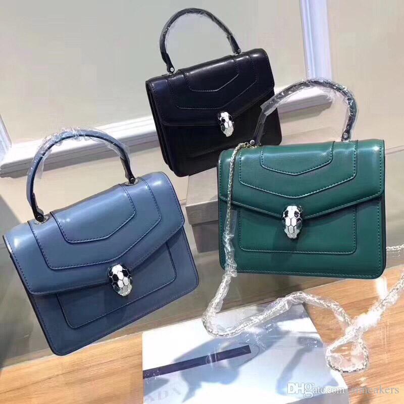86cb797417 2018 Latest Ladies Luxury Bag Fashion Leather Fashion Bag