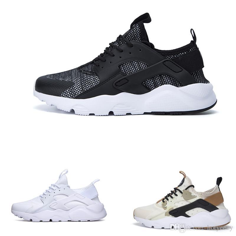 1d1f2d5a0716 Newest Huarache 4 IV Running Shoes For Mens Women