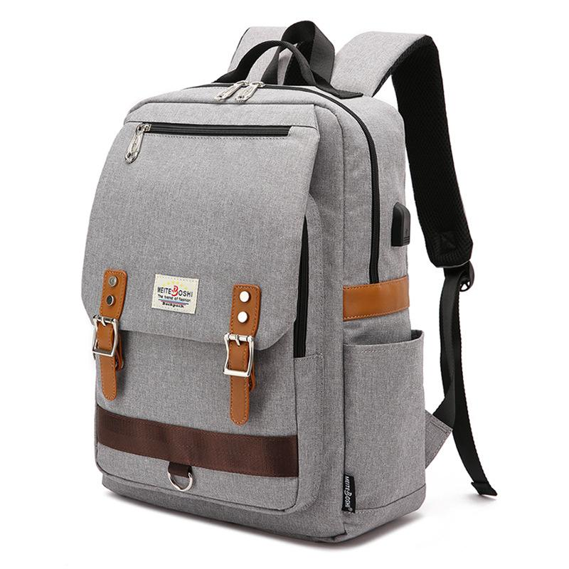 Backpack Computer Couple Business Bag Male New Outdoor 2018 Backpack qS7twIc