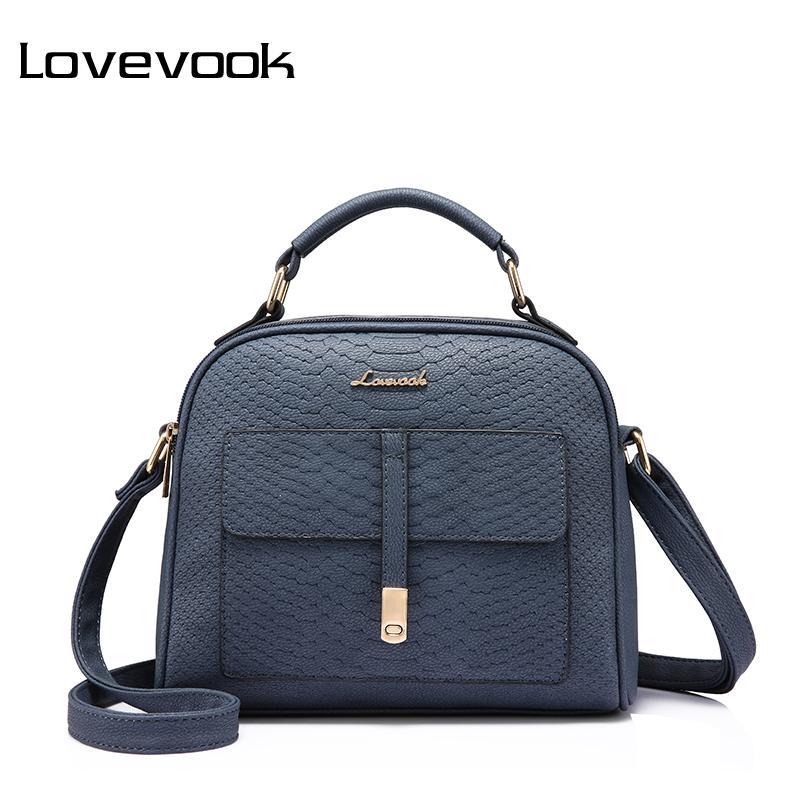 2019 Fashion LOVEVOOK Women Shoulder Bag Female Crossbody Bag Best Ladies  Handbags And Purses Messenger Bags Flap With Thread Printing 2018 Leather  Handbags ... 11d27f896d735