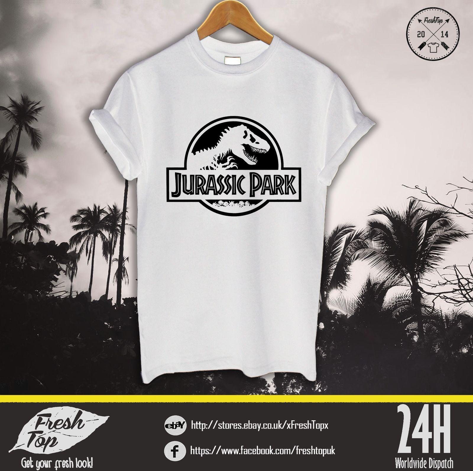 03c7280fd74 Jurassic Park World T Shirt Retro Vintage Dinosaur Movie 90s Fallen Kingdom  Funny Unisex Casual Tee Gift Buy T Shirts Online Funny Tee Shirts From ...