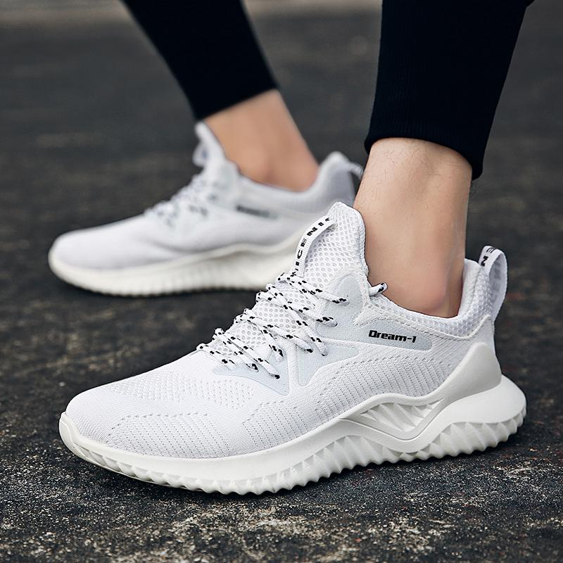 2018 New Spring Summer Trainers Trend Male Sneakers Big Size 39-46 ... 79dedda49