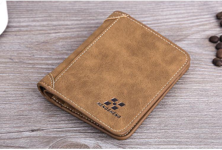 Fashion Wallets Men's Pocket Casual Purse Money Clip Clutch Portfolio Purse Price Multi-card Luxury High Quality Wallets Card Holder