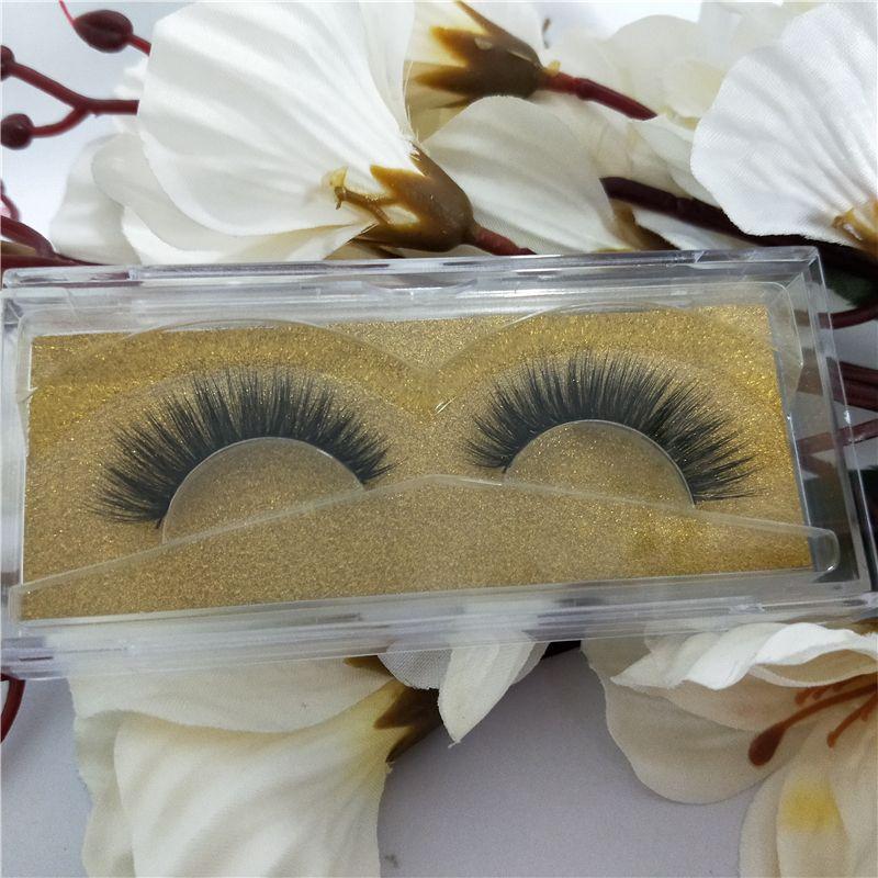 52ee0c841df Seashine Custom Private Label Packaging 3d Natural Looking Faux Mink Full  Strip Lashes Fashion Style Eyelash Packaging Manufacturer Semi Permanent  Eyelash ...