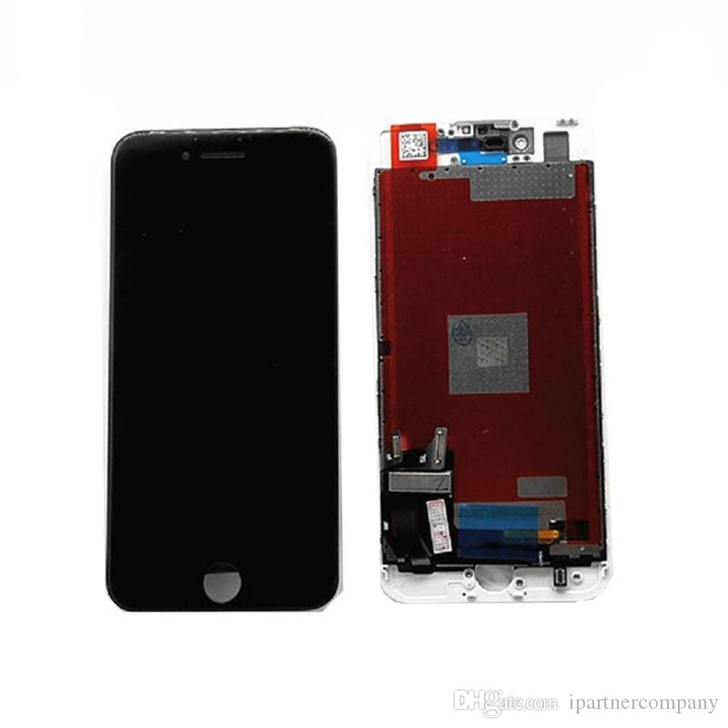quality design e9dd9 88a72 For iPhone 7 LCD Display high copy No Dead Pixel No Dust With Touch Screen  Digitizer Assembly Replacement free shipping with tools