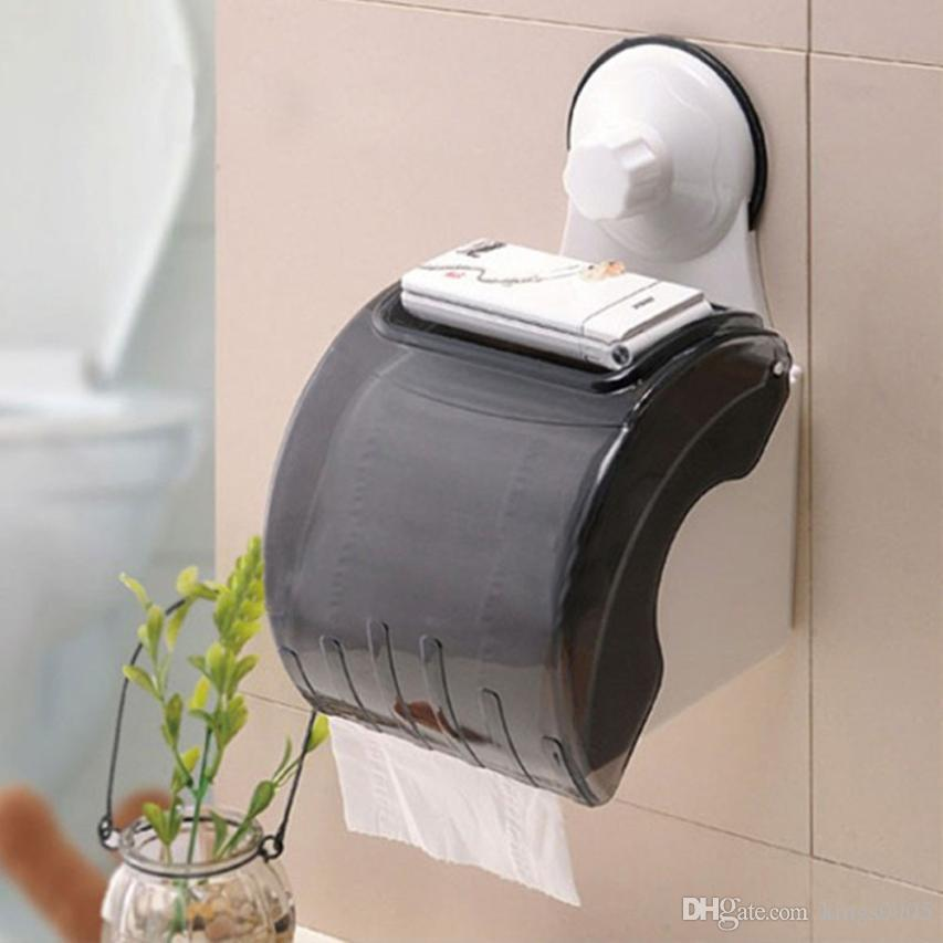 Modern Home Portable Toilet Tray Waterproof Bathroom Toilet Wall