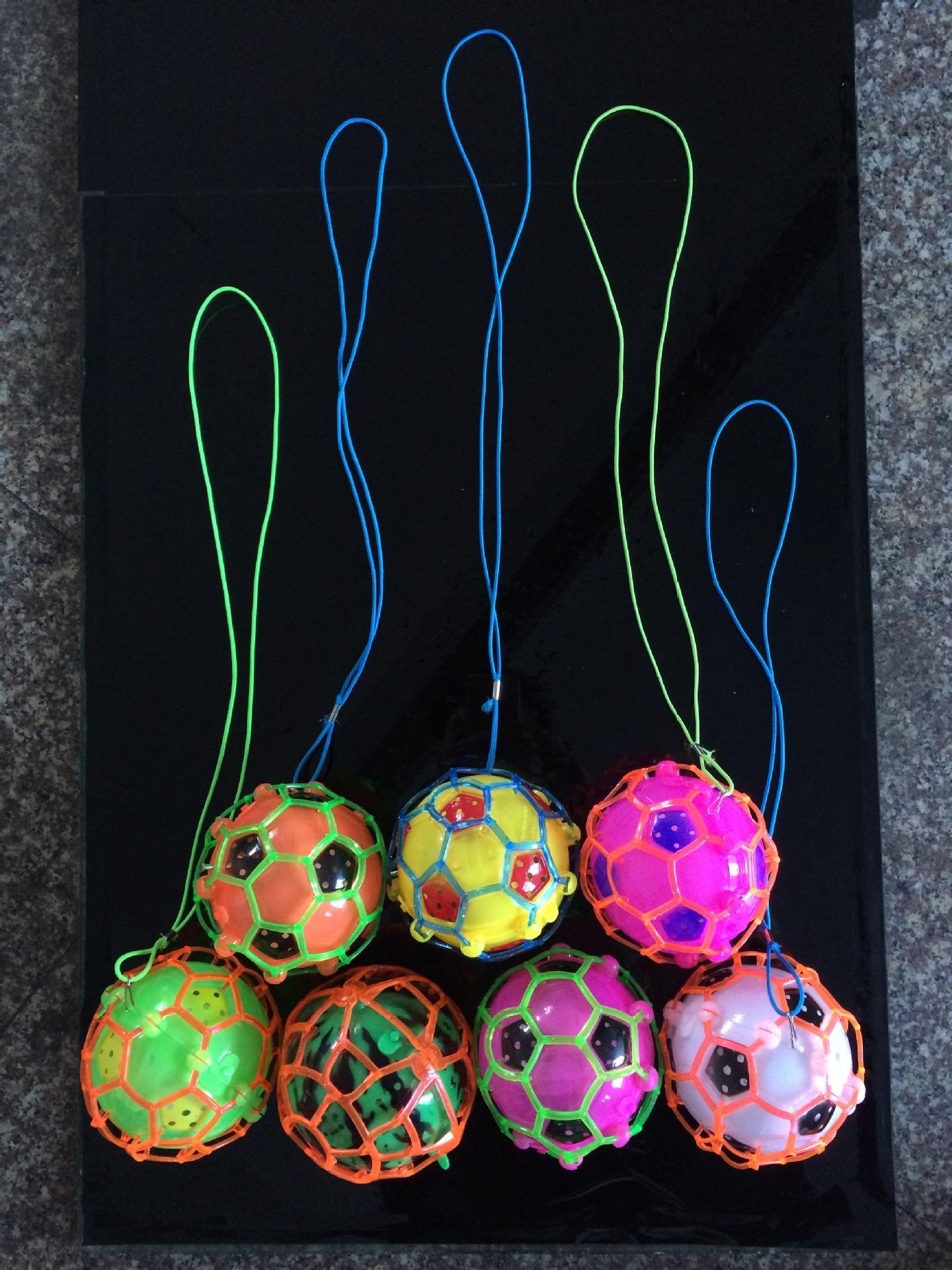 الجملة LED ضوء الرقص القفز كرة القدم الموسيقى لكرة القدم كذاب الرقص الكرة الأطفال لعبة مضحكة مجنون ماجيك كرات