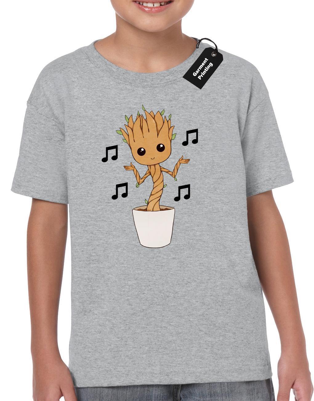 8270eeb18 GROOT BABY DANCE KIDS CHILDRENS T SHIRT TOP GUARDIANS AVENGER HULK FAN COL  All T Shirt Order Tee Shirts From Lefan01, $14.67| DHgate.Com