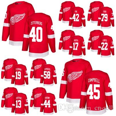 ... nhl jersey detroit red wings 19 winter dfcdc 03b36  good 2018 2018 mens  detroit red wings hockey jerseys 40 henrik zetterberg 19 steve yzerman 13 6e9d97b67