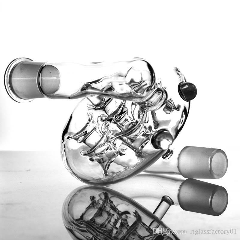 fori Ash Catcher perc 14 millimetri 18 millimetri adattatore comune caffettiera a filtro rigeneratore Glass Bong DAB rig