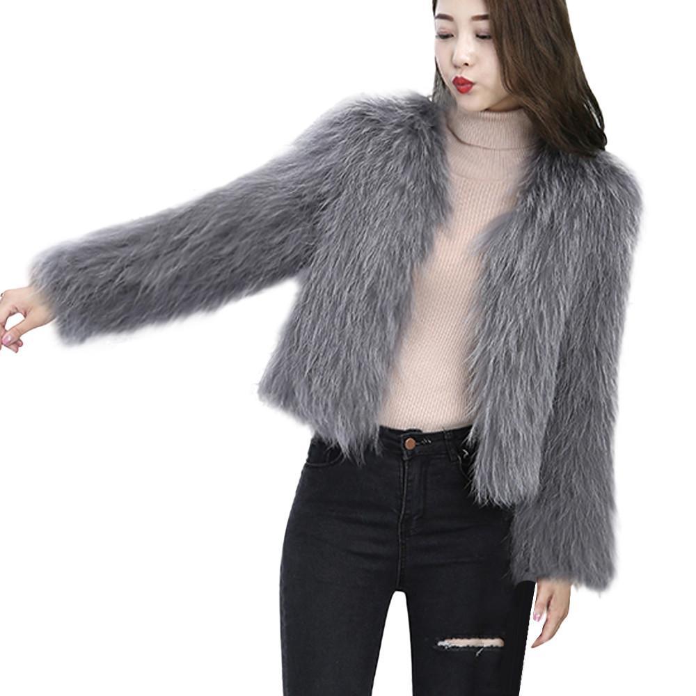 cd6843dc7a vendita all'ingrosso cappotto di lana caldo inverno solido delle donne  giacca invernale tuta sportiva Parka economici autunno femminile outwear  giacca ...