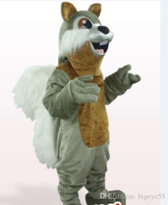 790bee8c4 Disfraz de mascota de ardilla personalizada traje de personaje envío gratis