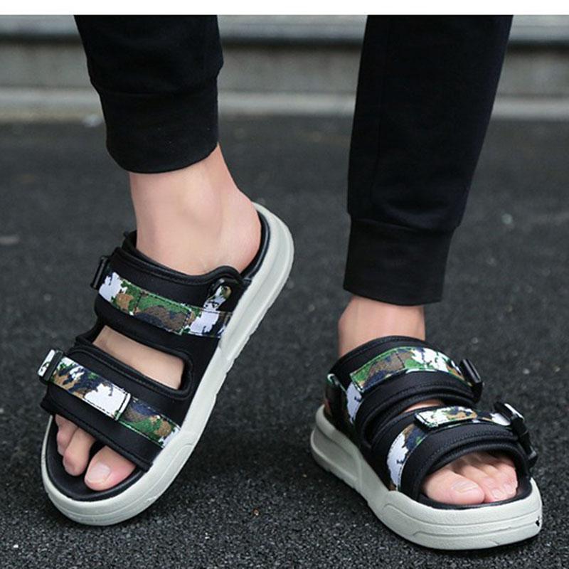 8e68526bc53a Designer Slippers Compile Slippers Summer Men s Shoes Flip Flops for ...
