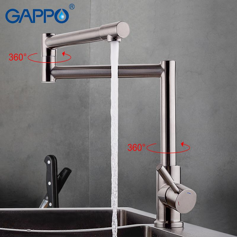 Großhandel Gappo Wasserhähne Wassermischer Edelstahl Mischbatterie ...