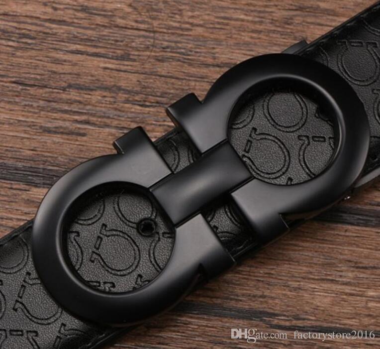 Ceintures de luxe de mode pour hommes boucle designer ceinture de chasteté masculine top marque de mode en cuir ceinture en gros dropshipping
