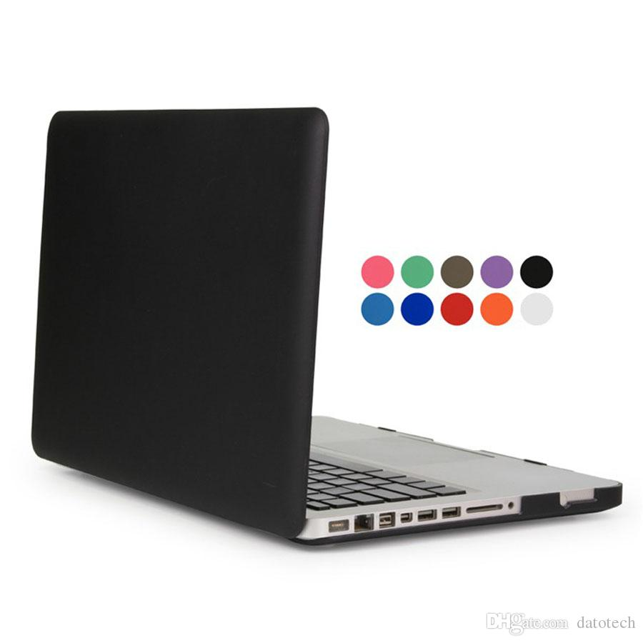 ff3cf671ca9 Compre Estuche Rígido Mate De Superficie Helada Para La Nueva Macbook 12 ''  Funda Para Portátil Air 11 13 Pro 13 15 Pro Retina 13 15 A $5.22 Del  Datotech ...