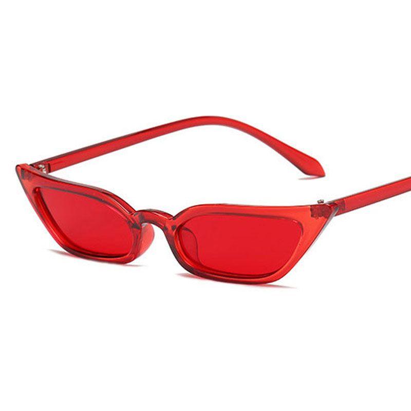 Compre Nova Chegada Red Cat Eye Sunglasses Mulheres Pequeno Quadro Preto  Leopardo Feminino Top Selling Óculos De Sol Feminino Uv400 De Jayglassdh1,  ... a98ec4b434