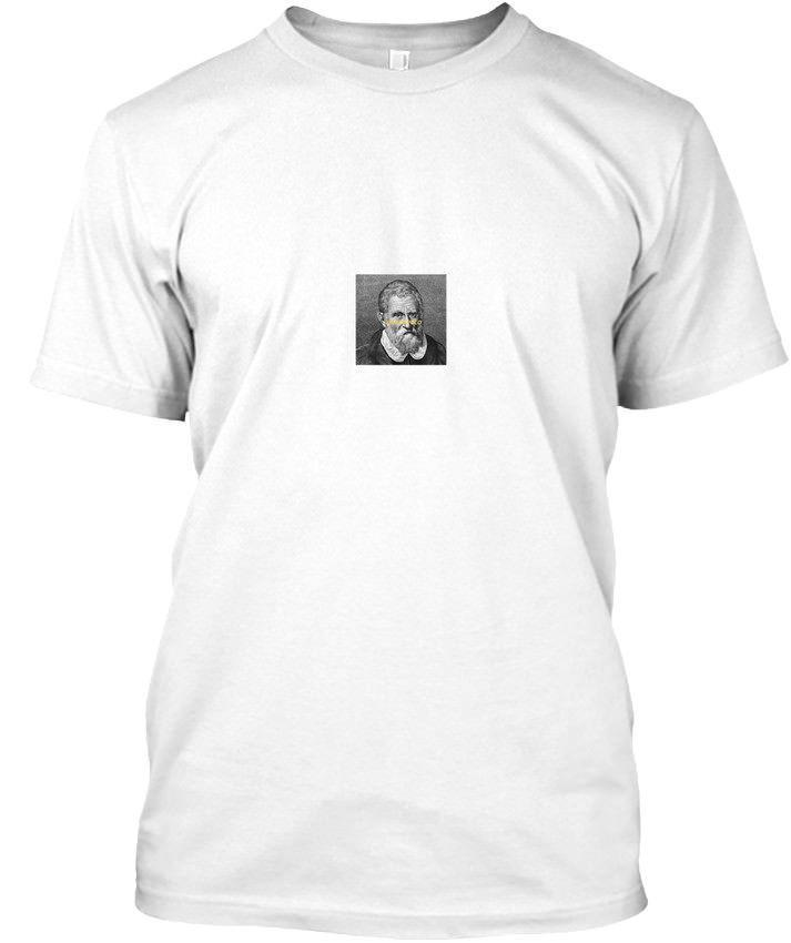 promo code d0b76 f8270 Marco Polo Standard Unisex T-Shirt