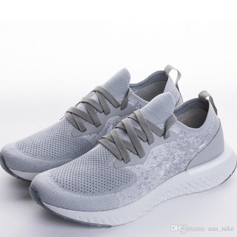 best service a3644 04561 Acquista Nike Flyknit Free Run Running Shoes 2018 Di Alta Qualità Epic  React Scarpe Da Corsa Donna Uomo Sneakers Sport Scarpe Da Ginnastica Boost  Epico ...