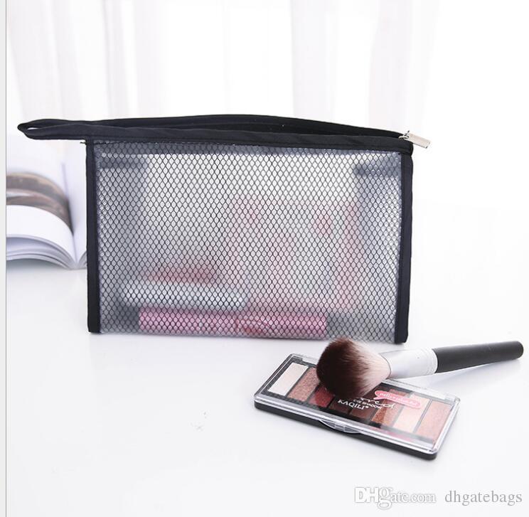 Art und Weise koreanische Art Frauen Strand Make-up Tasche tragbare Handtasche Lagerung wasserdichte Geldbörse bilden Taschen für Damen Kosmetiktaschen