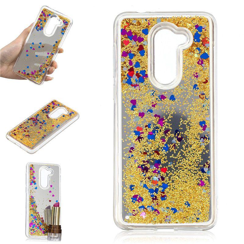 26fbdb0c305 Accesorios Moviles Funda Para Alcatel 3X 5058i Estuche Quicksand Flash  Glitter Powder Mirror Fundas Para Teléfonos Móviles Rígidas Protectores De  Celulares ...