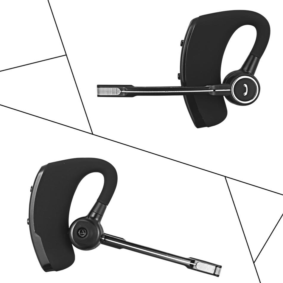 V8 V8S Fones de ouvido Bluetooth Wireless Headset Handsfree Bluetooth Earphones V4.1 Legend Wireless Stereo Earbuds Para Samsung Huawei no pacote