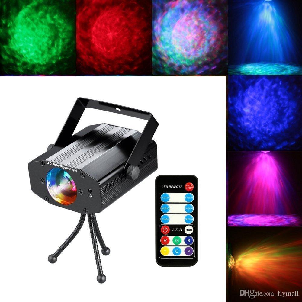 Pour Rgb Bar W Dj 9 Son Stroboscope Boule Effet Avec Led Télécommande Lumière Club Parties Disco Laser 7 Projecteur Éclairage Activé Couleurs l1JTc3uFK