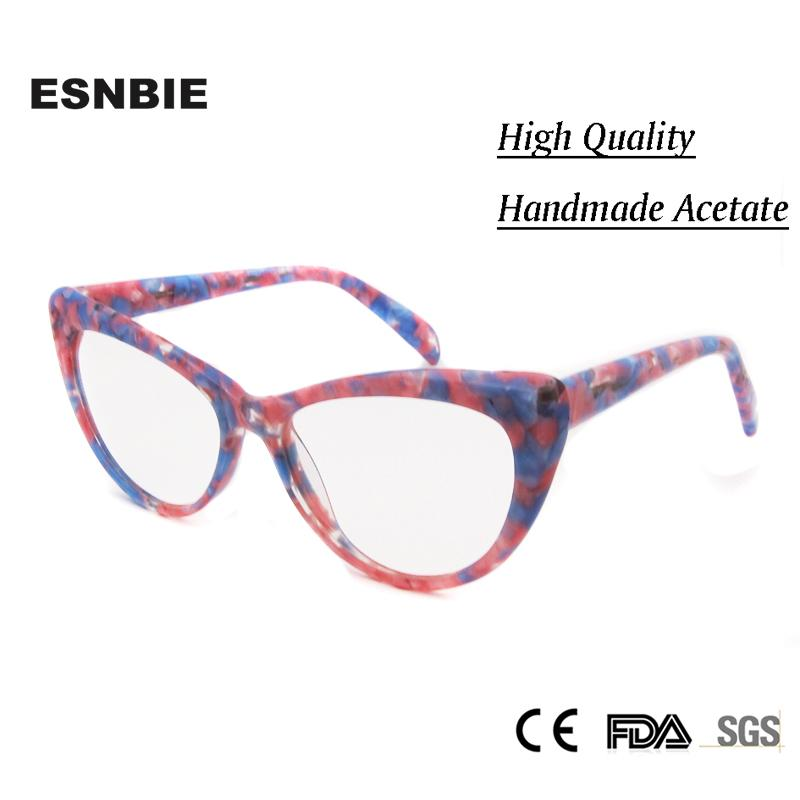 2019 ESNBIE Newest Women s Fashion Prescription Eyewear Butterfly Optical  Glasses Women Clear Lens Rx Oculos De Grau Feminino From Gwyseller, ... 5d30a0aec6