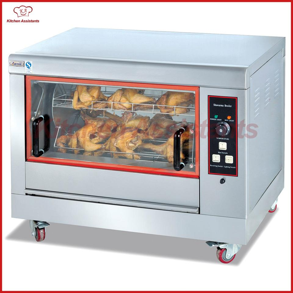 EB266 Commercial Electric Chicken Rotisseries Machine Electric Fryer ...