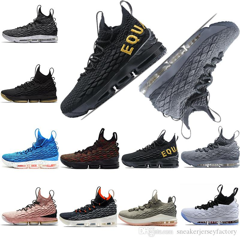 5822e9e1c199 XV EP Equality 2018 Ashes Ghost Floral Lebrons 15 Basketball Shoes ...