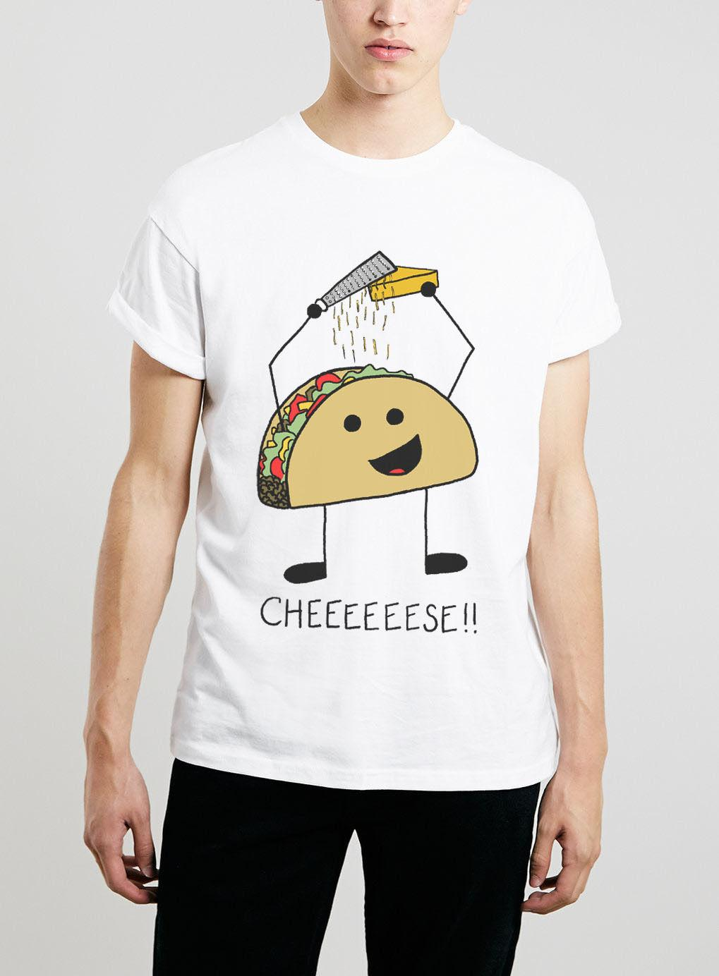1b93d95c0083f TACO T SHIRT CHEESE GRATER Short Sleeve Plus Size T Shirt Now T Shirts Deal  With It T Shirt From Qz710418820