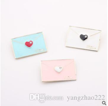 2018 New Style Love envelope DIY Hair Accessories Jewelry Alloy Glamour Hair Accessories Fashion Jewelry