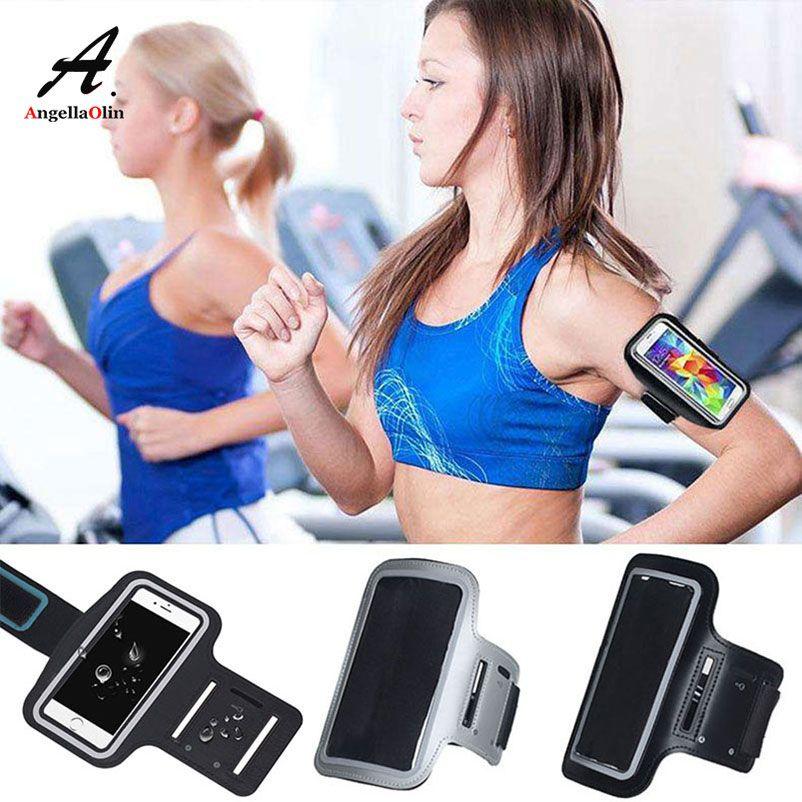 8a06adb04e Top Gray Waterproof Gym Armbands For Xiaomi Redmi S2 5A 4A 4X A1Mi6 Mi Mix  4 5 6 2 3 Max Mix2 Note Plus Arm Band 2 3 Bag Case Mobile Phone ...