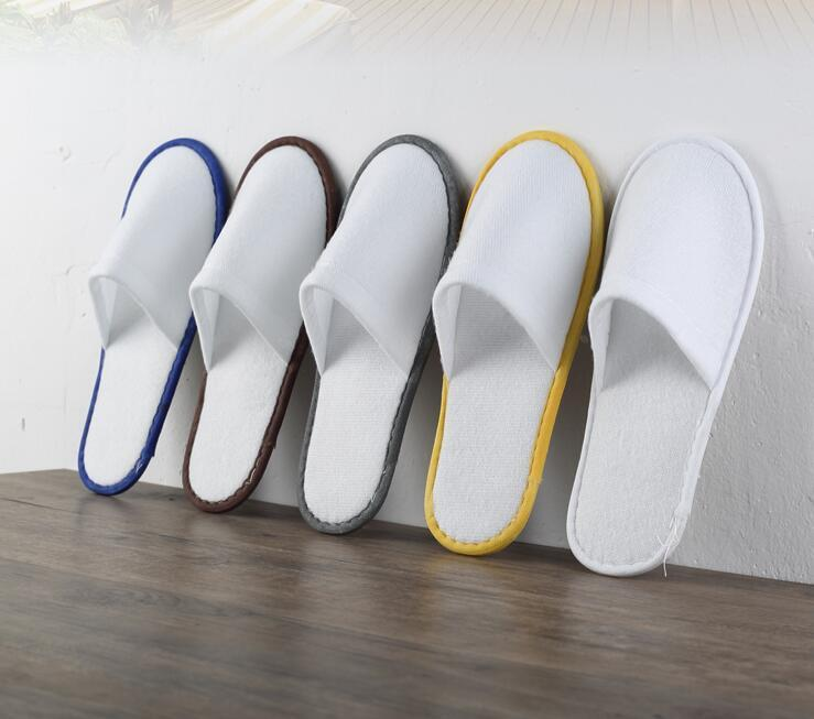 77c88718a8b6 Brand New  Disposable Hotel And Restaurant Supplies Ramab Slipper Wholesale  Disposable Slipper Hotel Slipper Slipper Online with  81.06 Pair on  Lazala s ...