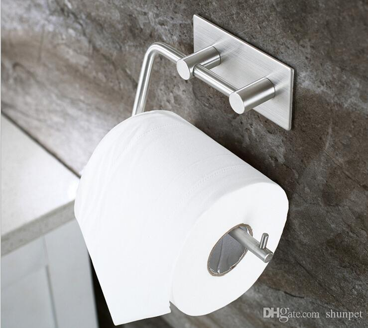 High Quality Stainless Steel Toilet Paper Holder Toilets Roll 3m