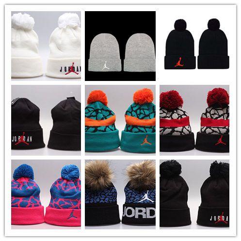 52b1114ca17 Cheap Beanies Cheap Pom Beanie Hats Wool Cap Autumn Winter Caps ...