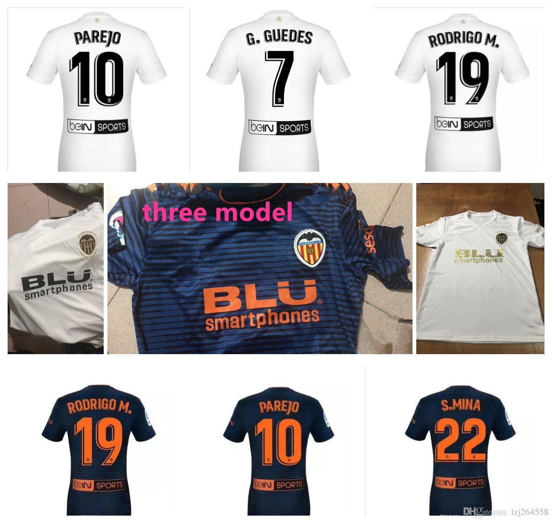 Maillot Domicile Valencia CF Batshuayi