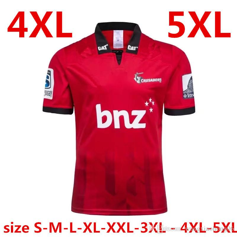 02ce9cbe428 2019 2018 Hurricanes Super Rugby Home Jersey New Zealand Super Rugby Union  2018 New Highlanders Hurricanes Rugby Size S 3XL 5XL Can Print From ...