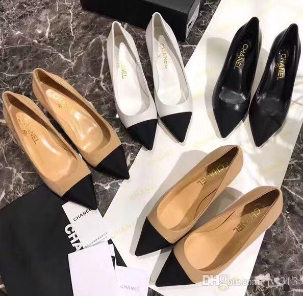 ec478e7a9f17 Acheter Talons Hauts Chaussures De Mode Pour Femmes Augmenter La Hauteur  Cuir Véritable Aile Ouverte Lors D occasions Officielles De  63.13 Du  Jyj313 ...
