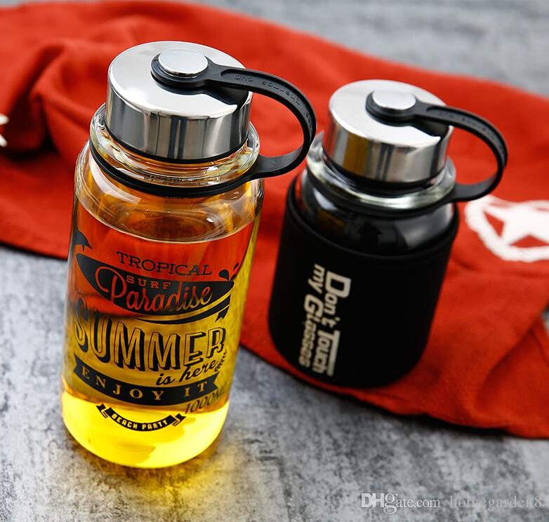 7a8d544728 Car Glass Outdoor Cup Creative Gift Cup Sports Bottle Portable Cup Drinkware  Water Bottles Custom Logo Water Bottles For Men Water Bottles For Sale From  ...