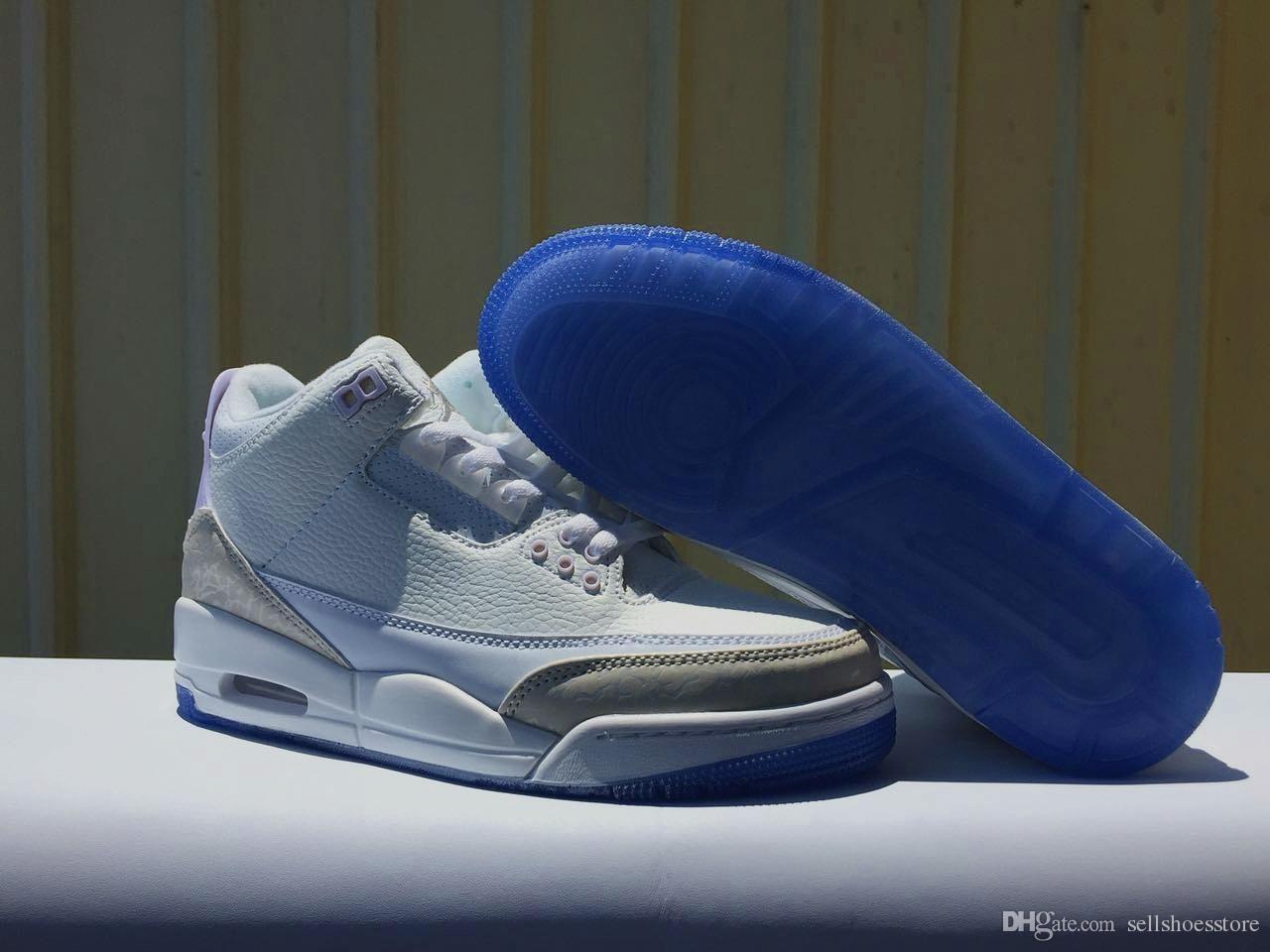 Vente à Bas Prix Argent Azure Pas Chere Blanc Chaussures De