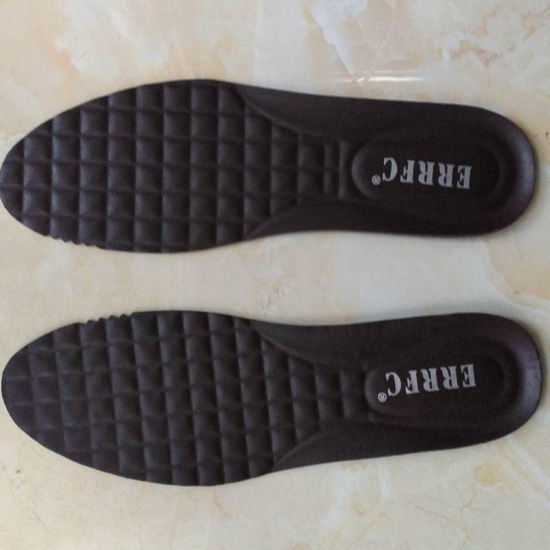 Yeni Varış EVA Kesim Ayakkabı Tabanlık Boyutu 44 Siyah Kahverengi Sarı Renk Erkek Ayakkabı Tabanı 285mm