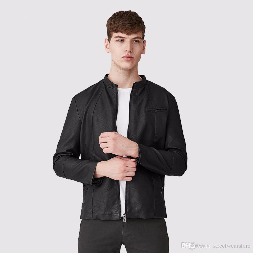 buy popular 9249c 1d6c1 Nuovi giubbotti di pelle da uomo di alta qualità bomber da motociclista  giacca da pilota in pelle invernale maschile giacca cappotto XXXL