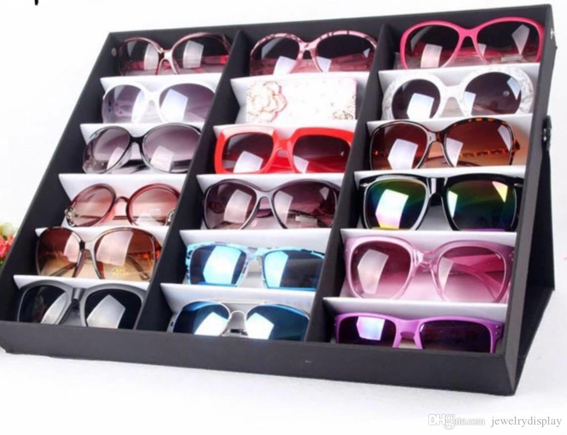 2fb169a4f 2019 Glasses Storage Display Box Sunglasses Display Case Frame Tray From  Jewelrydisplay, $35.69 | DHgate.Com