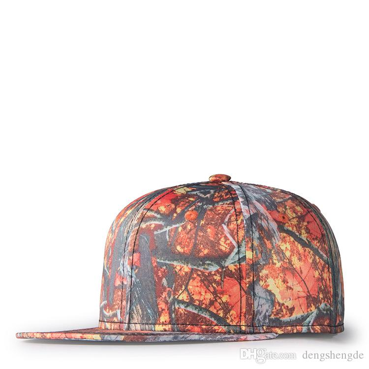 b8b1694dbad 2018 Dgk Camouflage Hunting Baseball Caps Camouflage Hats For Men ...